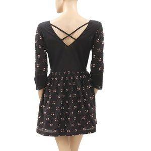 Staring at Stars Dresses - Anthropologie Staring at Stars Embroidered Dress S